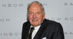 В США 101-летнему миллиардеру, Дэвиду Рокфеллерв, седьмой раз пересадили сердце