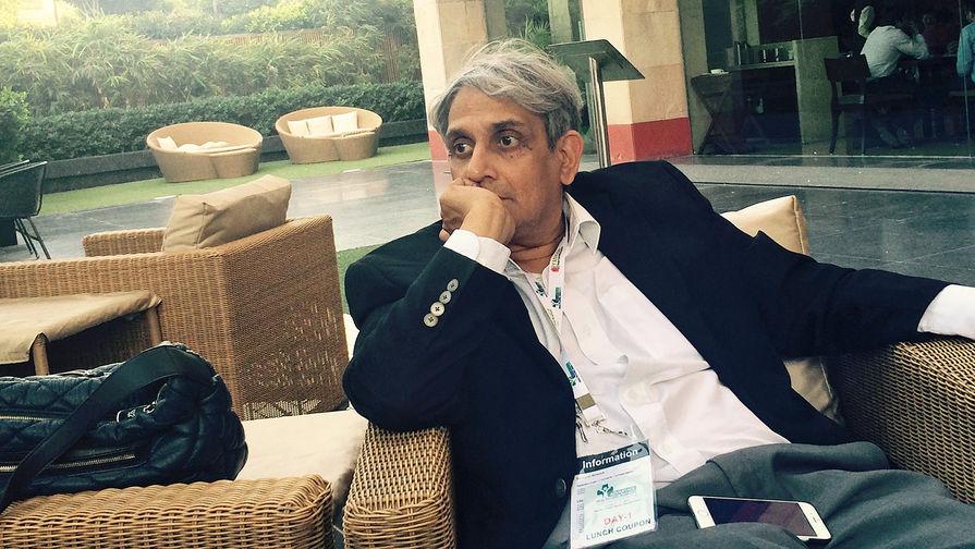 индийский трансплантолог доктор Балакришнан